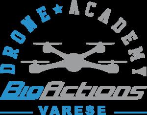 logo varese drone academy